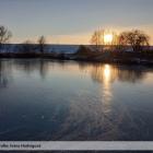 Zapad-Slnka-na-zamrznutych-rybnikoch