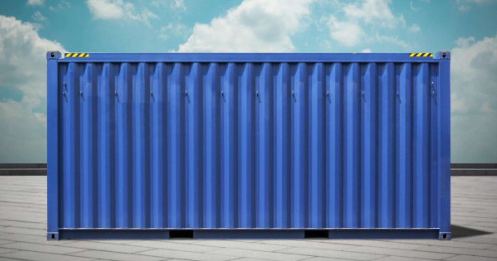 Veľkoojemové kontajnery na jesenné upratovanie