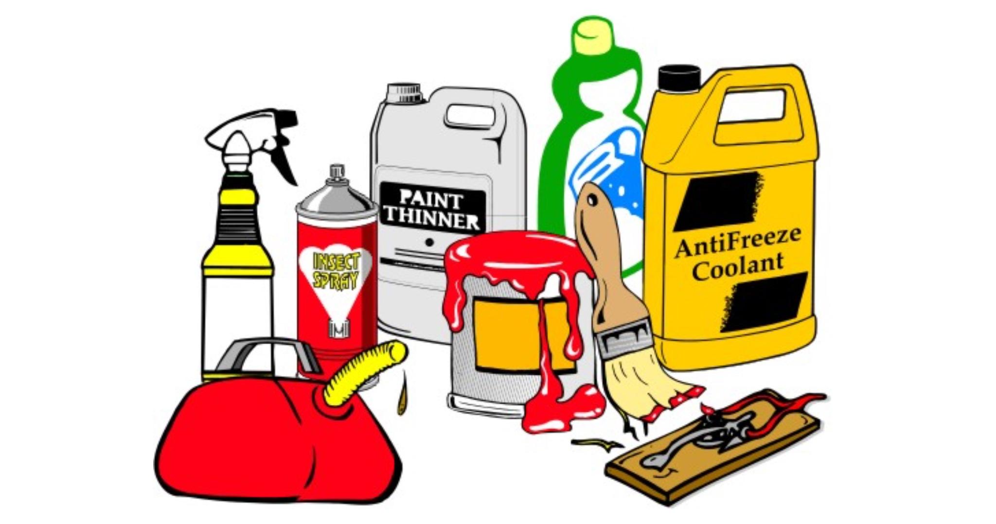 Zber nebezpečného odpadu
