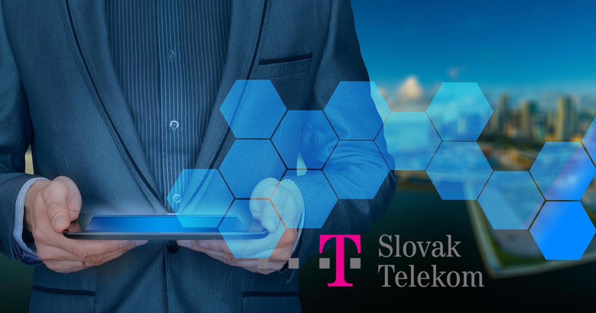 Optická telekomunikačná sieť – Slovak Telekom