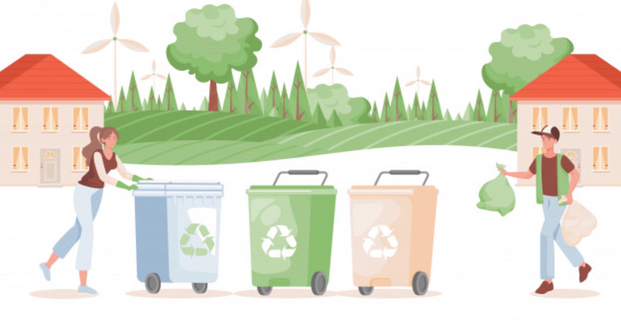Buďte rodinou ktorá netvorí odpad
