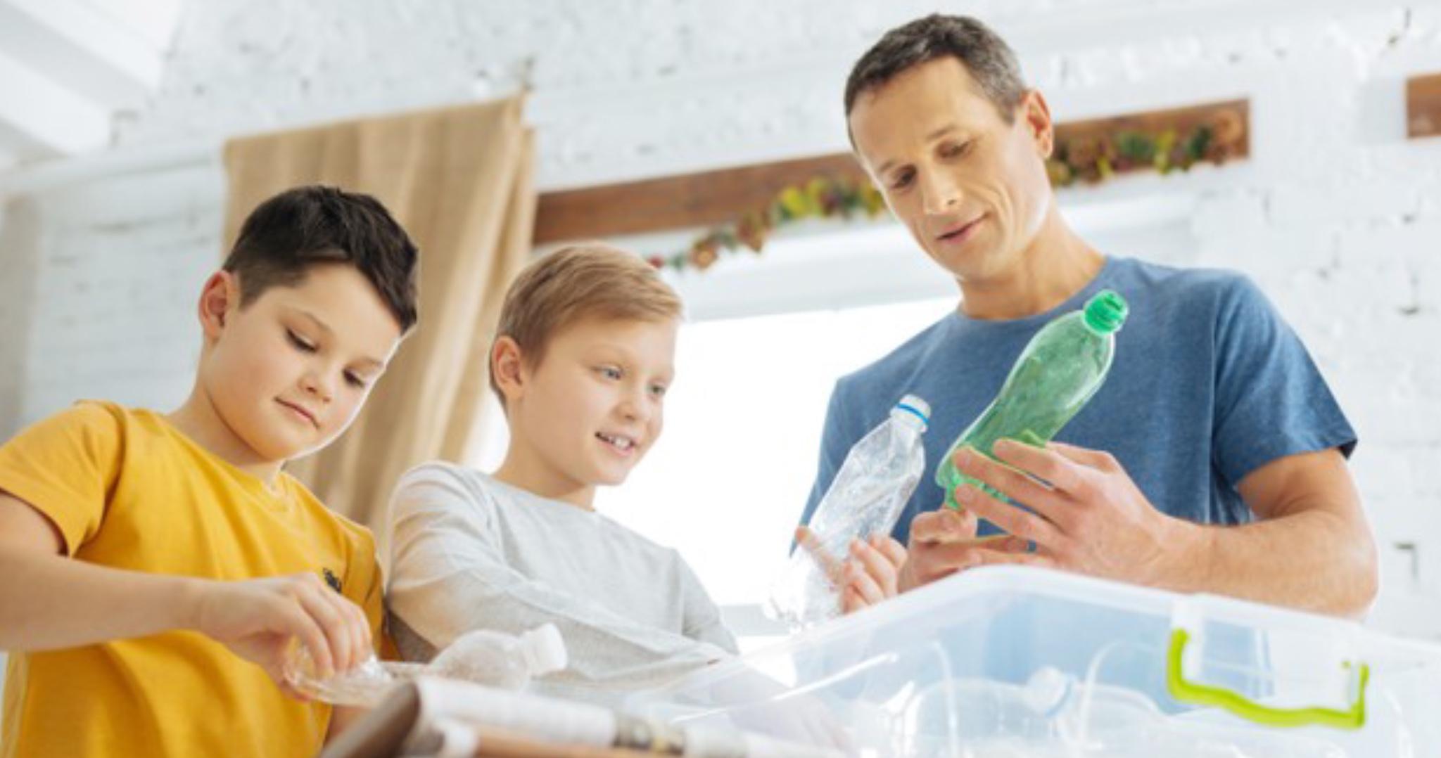 Staňte sa rodinou, ktorá neprodukuje žiadny odpad