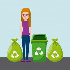 Harmonogram zberu odpadu
