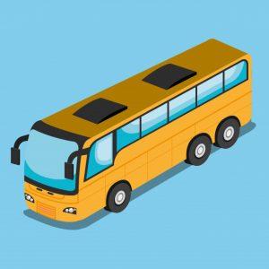 Autobus/Vlak