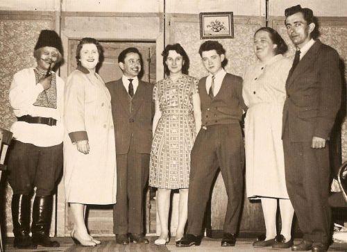 Divadelná hra Ďaleká ozvena, 15. 4. 1962