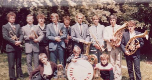 Lukáčovanka s novými nástrojmi, koniec 70. rokov