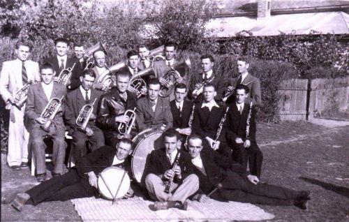 Dychovka okolo r. 1960