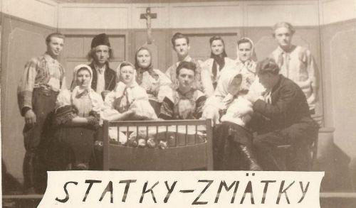 Divadelná hra Statky- zmätky,