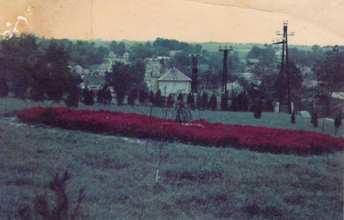 23.-Pohľad z veže-asi -1971