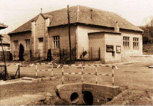 26 - Kultúrny dom, stav po r. 1970
