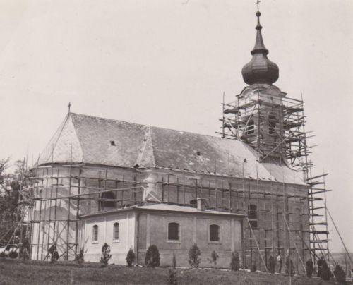Oprava kostola