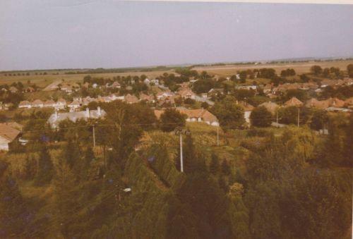 Výhľad na obec