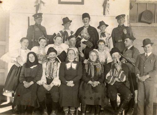 Divadelná hra Svedomie, 1940