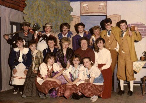 hra Sládkovia, 1989