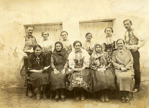 Krojovaná skupina, medzivojnové obdobie