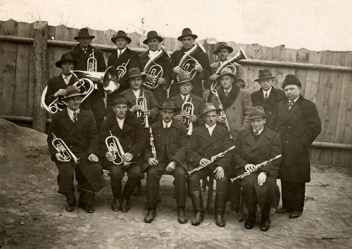 Muzikanti z Lukáčoviec