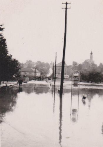 potopa v obci